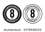 power train warranty abstract.... | Shutterstock .eps vector #1978948253