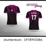 sports racing jersey design....   Shutterstock .eps vector #1978953386