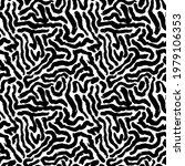 organic irregular bold lines... | Shutterstock .eps vector #1979106353