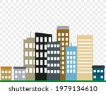 city  landscape  view flat.... | Shutterstock .eps vector #1979134610