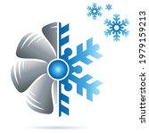 air conditioning  refrigerator  ... | Shutterstock .eps vector #1979159213