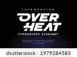modern sport italic font.... | Shutterstock .eps vector #1979284583