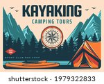 kayaking and camping tours... | Shutterstock .eps vector #1979322833