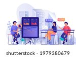 business training concept in... | Shutterstock .eps vector #1979380679