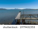 puerto natales  chile february... | Shutterstock . vector #1979431553