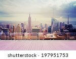 Beautiful City View From Roof...