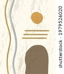 abstract wall arts vector... | Shutterstock .eps vector #1979526020