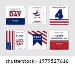 modern social media posts set... | Shutterstock .eps vector #1979527616