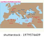 geography landforms and...   Shutterstock .eps vector #1979576609
