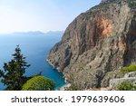 butterfly valley in turkey.... | Shutterstock . vector #1979639606