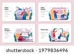 motion or video designer web... | Shutterstock .eps vector #1979836496