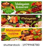 malaysian cuisine food vector...   Shutterstock .eps vector #1979948780