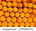 Stock Foto Apricots  Tasty And...