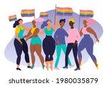 vector illustration on the...   Shutterstock .eps vector #1980035879