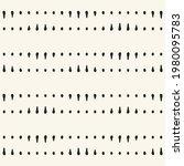 ink drawn dots seamless pattern | Shutterstock .eps vector #1980095783