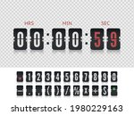 scoreboard number and symbol...
