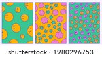 vintage vector interior posters ... | Shutterstock .eps vector #1980296753