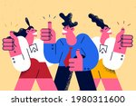 best corporate service  human...   Shutterstock .eps vector #1980311600