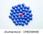poison pills | Shutterstock . vector #198038408