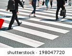 Small photo of zebra crossing