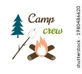 amping crew illustration in... | Shutterstock .eps vector #1980486620