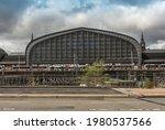 hamburg  germany  june 17  2020 ... | Shutterstock . vector #1980537566