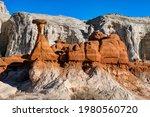 Toadstool Hoodoos  Kanab  Utah  ...