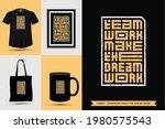 trendy typography quote...   Shutterstock .eps vector #1980575543