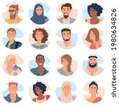various people avatar of...   Shutterstock .eps vector #1980634826