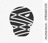 transparent mummy icon  vector... | Shutterstock .eps vector #1980683150