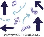 vector set of arrows. ideal for ...