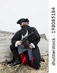 Highwayman Pirate With Pistol