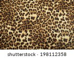 wild animal pattern background... | Shutterstock . vector #198112358