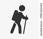 transparent hiking icon png ...