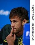 ������, ������: Neymar of Brazil at