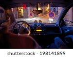 driving at night | Shutterstock . vector #198141899