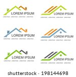real estate  icon design... | Shutterstock . vector #198144698