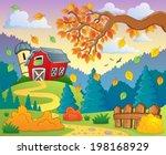 Autumn Farm Landscape 2   Eps1...