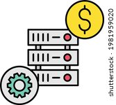zero setup cost web server... | Shutterstock .eps vector #1981959020