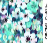 floral seamless pattern with... | Shutterstock . vector #1982301263