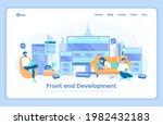frontend development  creating...