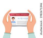 H1b Visa Usa Background ...