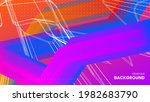 abstract vector background in...   Shutterstock .eps vector #1982683790