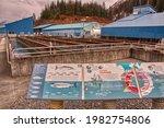 5 19 21 Valdez  Alaska  Usa ...