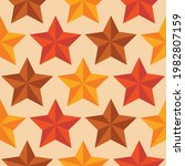 western star seamless vector...   Shutterstock .eps vector #1982807159