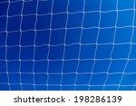 background of soccer net... | Shutterstock . vector #198286139
