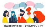 vector illustration  flat style ... | Shutterstock .eps vector #1982997749