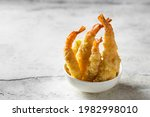 Delicious Shrimp Tempura On...