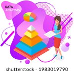 visualize with business... | Shutterstock .eps vector #1983019790