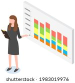 visualize with business... | Shutterstock .eps vector #1983019976